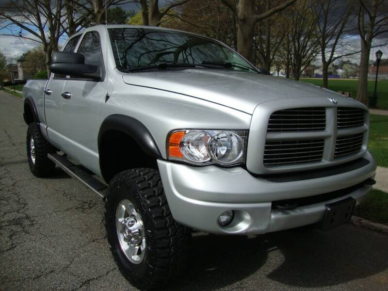 2003 Dodge Ram Pickup 2500 for sale at Discount Auto Sales in Passaic NJ