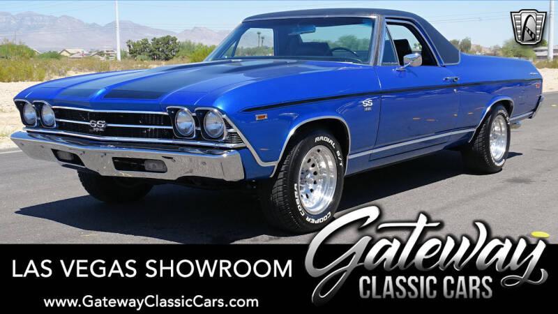 1969 Chevrolet El Camino for sale in Las Vegas, NV