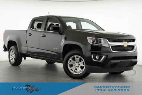 2015 Chevrolet Colorado for sale at JumboAutoGroup.com - Carsntoyz.com in Hollywood FL