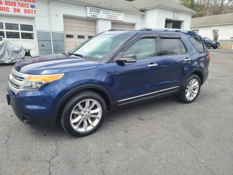 2012 Ford Explorer for sale at Driven Motors in Staunton VA