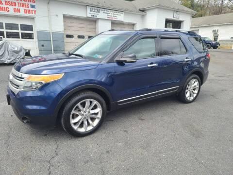 2012 Ford Explorer for sale at Driven Motors in Staunton VA