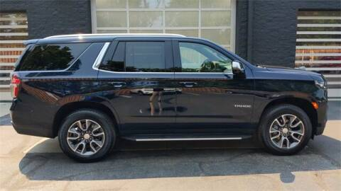 2021 Chevrolet Tahoe for sale at Mercedes-Benz of North Olmsted in North Olmsted OH