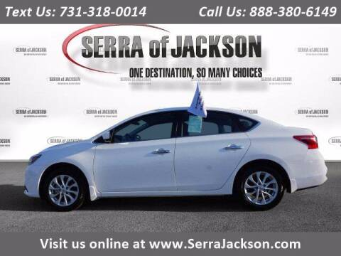 2019 Nissan Sentra for sale at Serra Of Jackson in Jackson TN