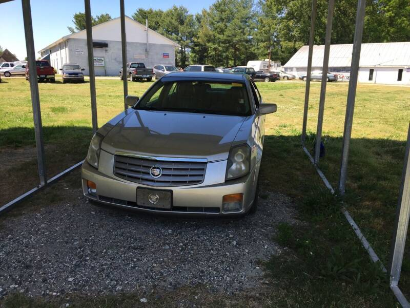 2004 Cadillac CTS for sale at Mocks Auto in Kernersville NC