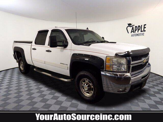 2008 Chevrolet Silverado 2500HD for sale at Your Auto Source in York PA