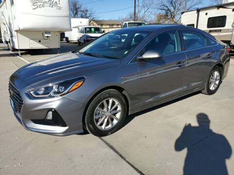 2019 Hyundai Sonata for sale at Kell Auto Sales, Inc - Grace Street in Wichita Falls TX