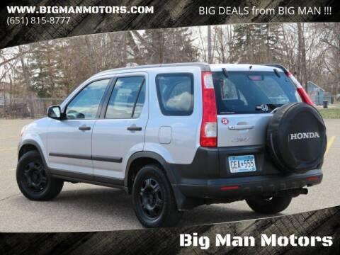2005 Honda CR-V for sale at Big Man Motors in Farmington MN