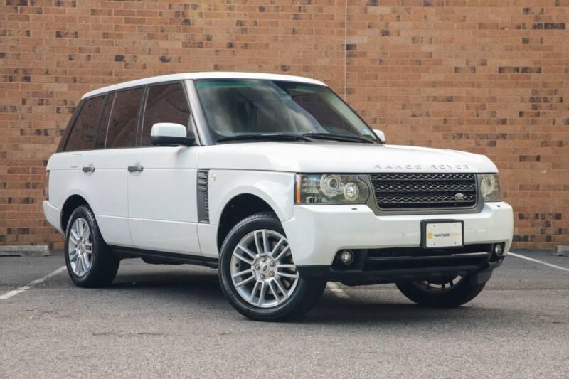 2011 Land Rover Range Rover for sale at Vantage Auto Wholesale in Moonachie NJ