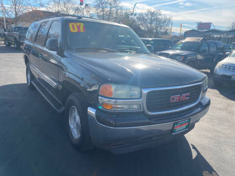 2005 GMC Yukon XL for sale at San Jose Auto Outlet in San Jose CA
