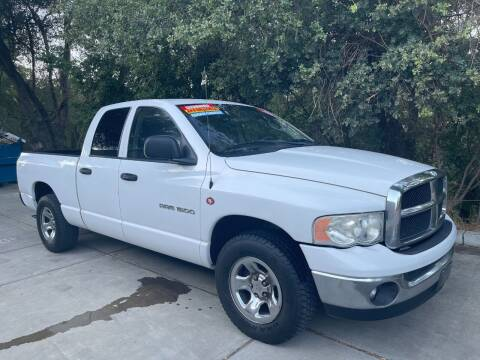 2005 Dodge Ram Pickup 1500 for sale at Car Deal Auto Sales in Sacramento CA