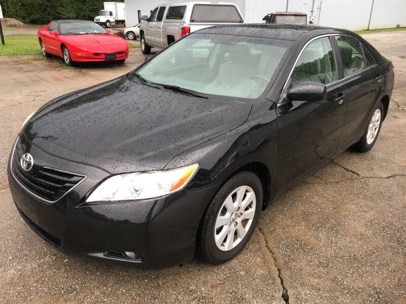 2008 Toyota Camry for sale at Elite Motor Brokers in Austell GA