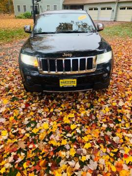 2012 Jeep Grand Cherokee for sale at Hartford Auto Center in Hartford CT