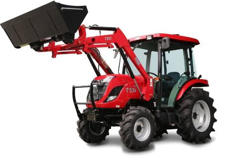 2020 TYM T574 for sale at DirtWorx Equipment - TYM Tractors in Woodland WA