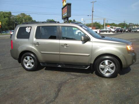 2010 Honda Pilot for sale at Bob's Auto Sales in Canton OH
