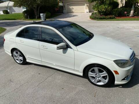 2010 Mercedes-Benz C-Class for sale at Exceed Auto Brokers in Lighthouse Point FL