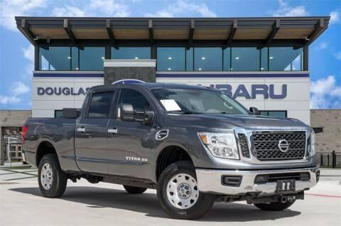2017 Nissan Titan XD for sale at Douglass Automotive Group - Douglas Subaru in Waco TX