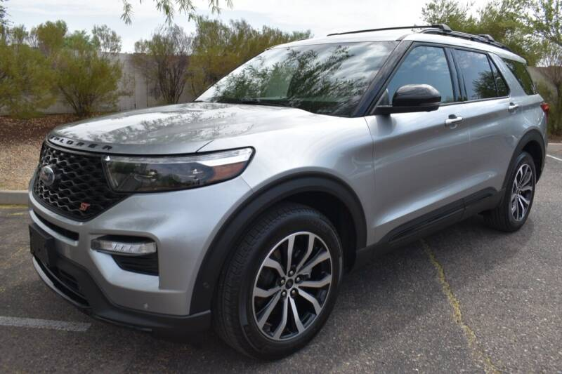 2020 Ford Explorer for sale at AMERICAN LEASING & SALES in Tempe AZ