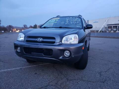 2006 Hyundai Santa Fe for sale at Premium Motors in Rahway NJ