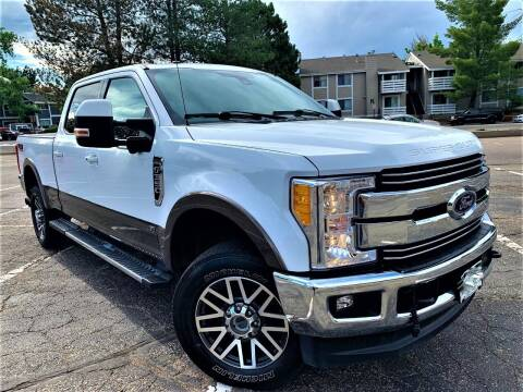 2017 Ford F-350 Super Duty for sale at CarDen in Denver CO