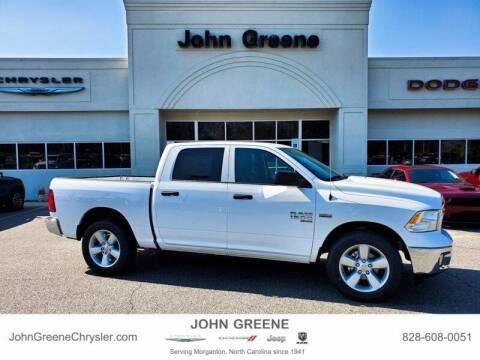 2021 RAM Ram Pickup 1500 Classic for sale at John Greene Chrysler Dodge Jeep Ram in Morganton NC