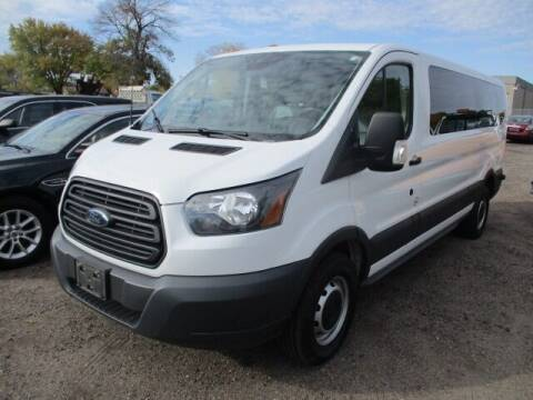 2016 Ford Transit Passenger for sale at J & K Auto - J and K in Saint Bonifacius MN