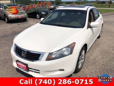 2008 Honda Accord for sale at Carmans Used Cars & Trucks in Jackson OH