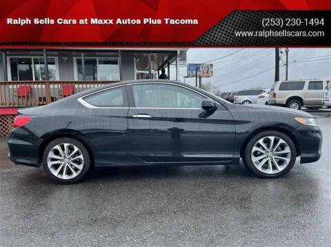 2013 Honda Accord for sale at Ralph Sells Cars at Maxx Autos Plus Tacoma in Tacoma WA