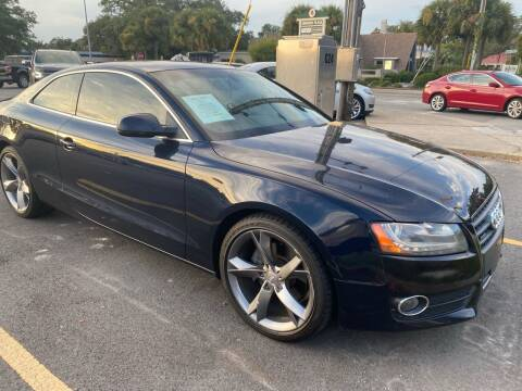 2011 Audi A5 for sale at GOLD COAST IMPORT OUTLET in Saint Simons Island GA