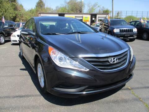 2014 Hyundai Sonata for sale at Unlimited Auto Sales Inc. in Mount Sinai NY