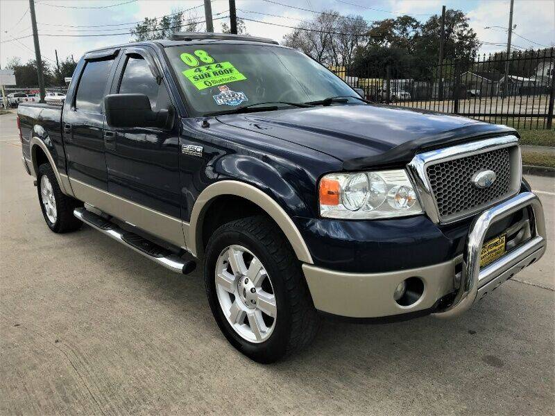 2008 Ford F-150 for sale at SARCO ENTERPRISE inc in Houston TX