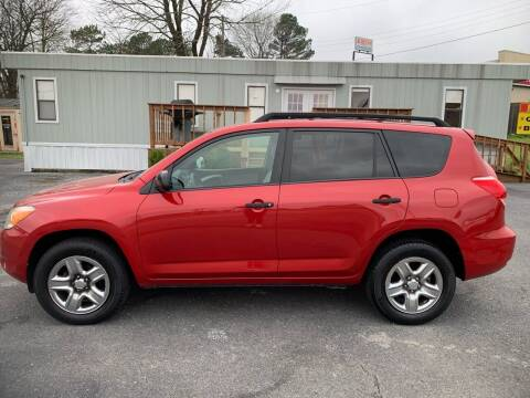 2008 Toyota RAV4 for sale at BRYANT AUTO SALES in Bryant AR