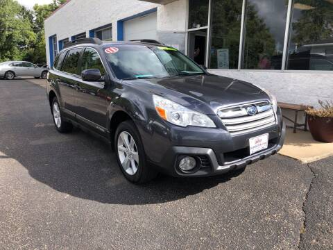 2013 Subaru Outback for sale at Budget Auto in Appleton WI