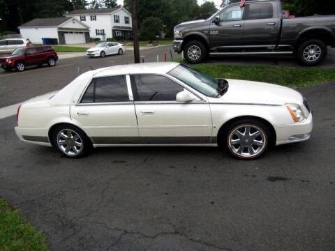 2008 Cadillac DTS for sale at American Auto Group Now in Maple Shade NJ