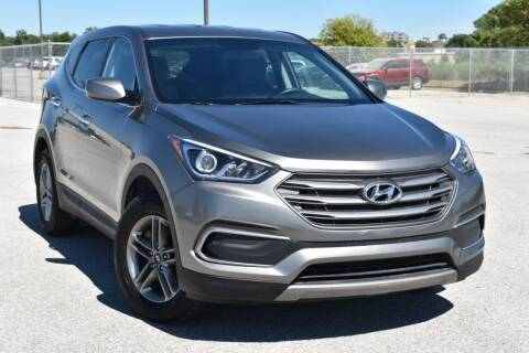 2018 Hyundai Santa Fe Sport for sale at Big O Auto LLC in Omaha NE