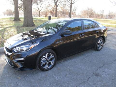 2019 Kia Forte for sale at RENNSPORT Kansas City in Kansas City MO