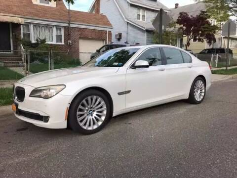 2012 BMW 7 Series for sale at Access Auto Direct in Baldwin NY