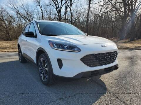 2021 Ford Escape for sale at Vance Fleet Services in Guthrie OK