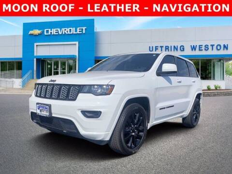 2018 Jeep Grand Cherokee for sale at Uftring Weston Pre-Owned Center in Peoria IL