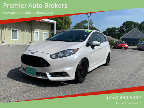 2017 Ford Fiesta for sale at Premier Auto Brokers in Virginia Beach VA