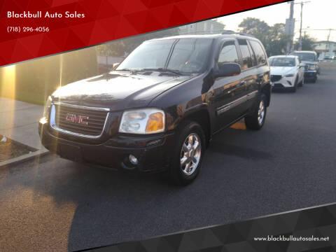 2003 GMC Envoy for sale at Blackbull Auto Sales in Ozone Park NY