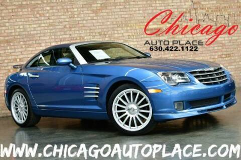 2005 Chrysler Crossfire SRT-6 for sale at Chicago Auto Place in Bensenville IL