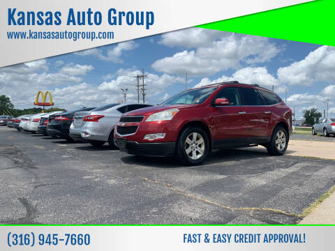 2012 Chevrolet Traverse for sale at Kansas Auto Group in Wichita KS