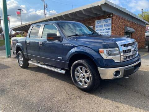 2014 Ford F-150 for sale at PARKWAY AUTO SALES OF BRISTOL - Roan Street Motors in Johnson City TN