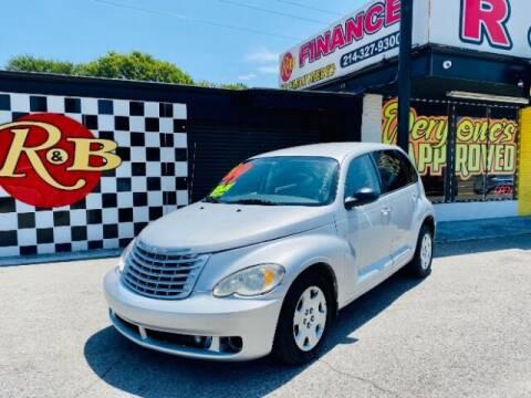 2007 Chrysler PT Cruiser for sale at www.rnbfinance.com in Dallas TX