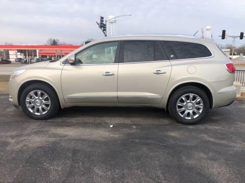 2015 Buick Enclave for sale at Village Motors in Sullivan MO
