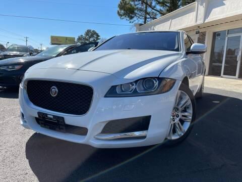 2017 Jaguar XF for sale at North Georgia Auto Brokers in Snellville GA