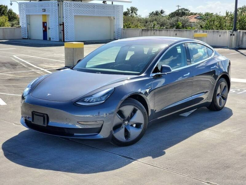 2018 Tesla Model 3 for sale at EV Direct in Lauderhill FL