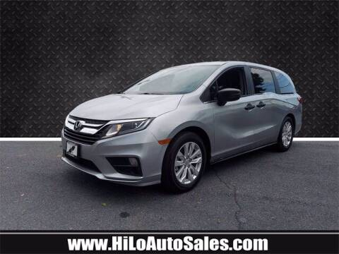 2019 Honda Odyssey for sale at Hi-Lo Auto Sales in Frederick MD