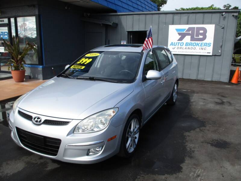 2009 Hyundai Elantra for sale at AUTO BROKERS OF ORLANDO in Orlando FL