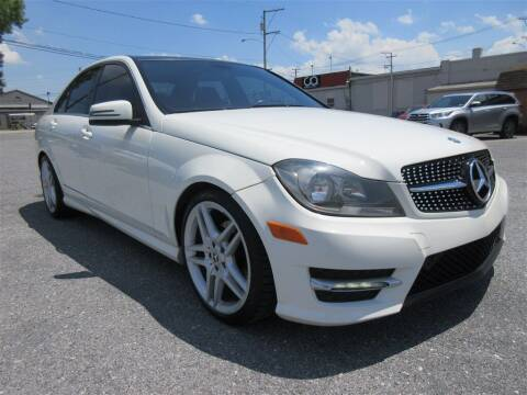 2012 Mercedes-Benz C-Class for sale at Cam Automotive LLC in Lancaster PA